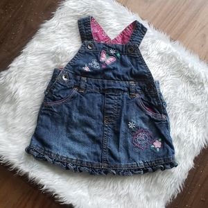 ⭐3/35⭐The Childrens Place | Jean overalls - 3/6M